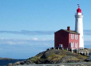Courtesy Fisgard Lighthouse National Historic Site.