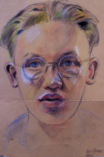 Lewis Hyde Parker, 1942