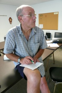 Published author, Dr. Jerry Haigh, now has a project for global readership.