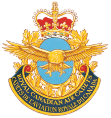 Founded in 1946, the Royal Canadian Air Cadets organization currently numbers 23,000.