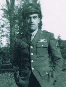 In 1944 - when he turned 24 - Joe Taddonio completed his tour of duty and returned home to Boston.
