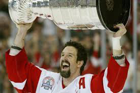 When Brendan Shanahan took his turn parading the Cup, it was a bittersweet moment.
