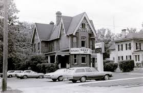 In the 1960s, CKLY Radio occupied an old house on the main drag of Lindsay, Ont.
