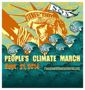 People's Climate March supporters believe world leaders have failed to live up to environmental commitments.