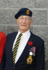 Canadian sailor Jim Hunt served in the Norwegian Merchant Navy in WWII
