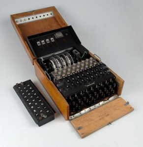 "Decoding Enigma at Bletchley Park shortened the war by two years and likely saved 14 million lives, according to the postscript of the movie ""The Imitation Game."""