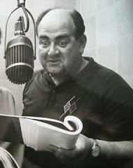 Ninety-nine percent of the time Larry Mann performed in studio, on camera for voice-over to make us laugh.