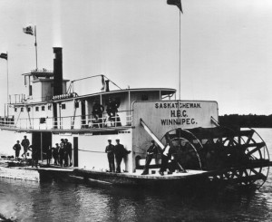 In their day, paddlewheel steamers cost thousands and took months to build...