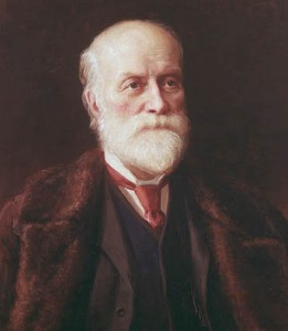 """Inventing time zones made Canadian engineer Sandford Fleming the so-called """"lord of time."""""""
