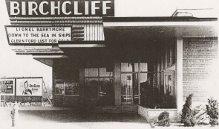 Birchcliff Theatre in Toronto c.1949.