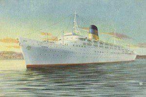 Greek Line S.S. Olympia