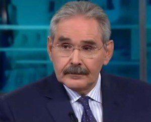 CBC News reporter Terry Milewski