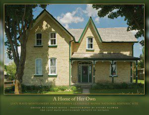 A Home of Her Own, published by the Lucy Maud Montgomery Society of Ontario.